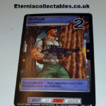 G.I.Joe Trading card Game 2004 35/114 No 35 Outback (common) @sold@